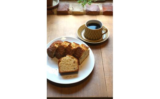 [060-16]自家焙煎珈琲店Gosh(ゴーシュ) 珈琲とケーキの定期便(6回)