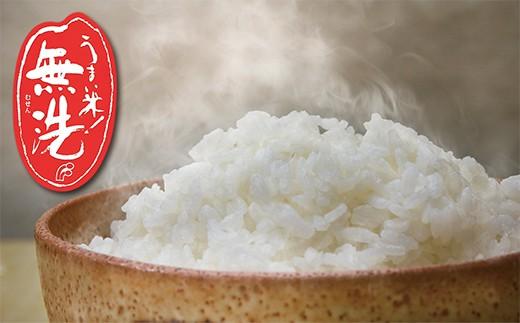 D15-03 磨き上げた高品質の無洗米!手間いらずの「福岡県産ヒノヒカリ」20kg