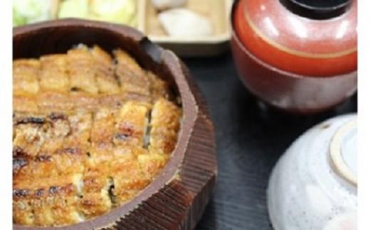 備長炭で焼く鰻の蒲焼き2匹と薬味、だしのセット