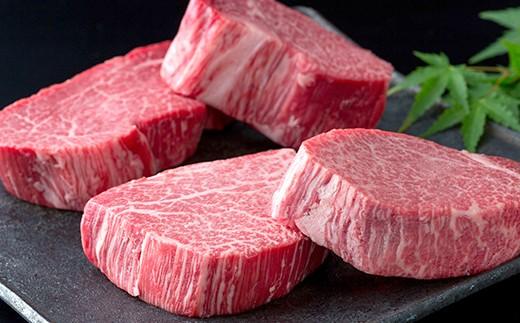 まさかのボリューム!九州産黒毛和牛ヒレ肉 800g
