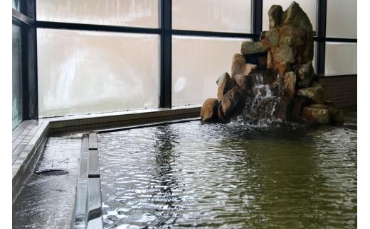 温泉室内風呂