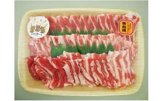m2:京丹波ぽーく焼肉用