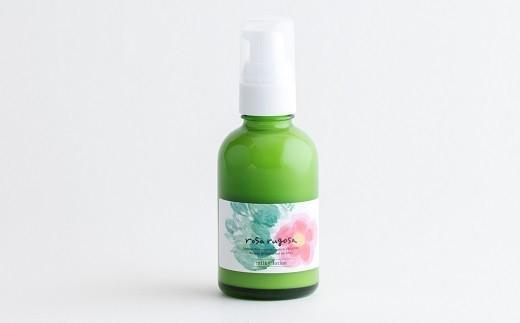 N-004 オーガニック化粧品 rosa rugosa 乳液