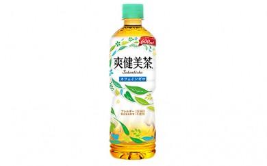 [№5532-0073]爽健美茶 600ml 1ケース