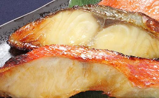 レンジで簡単!閖上海鮮西京漬け&煮魚セット