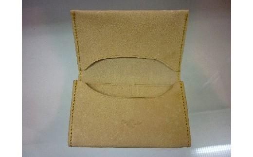 (2)-63猪革名刺・カードケース