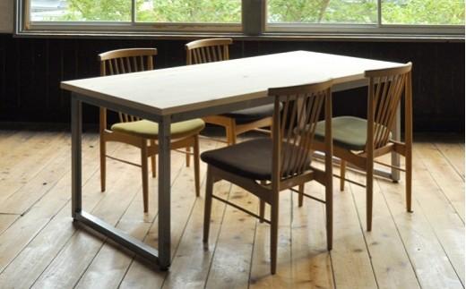 フローリングテーブル(W180)