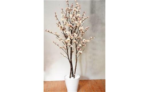 春にピッタリ!吉野桜3本立(造花)
