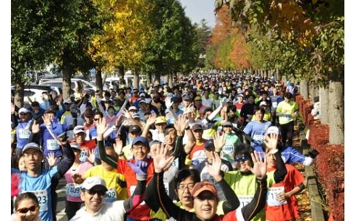 30A9010 ラ・フランスマラソン参加権(ファミリーの部)