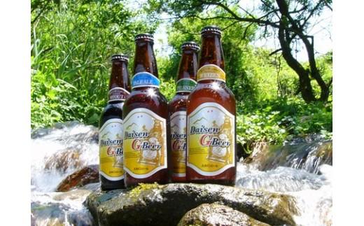 205 大山Gビール6本