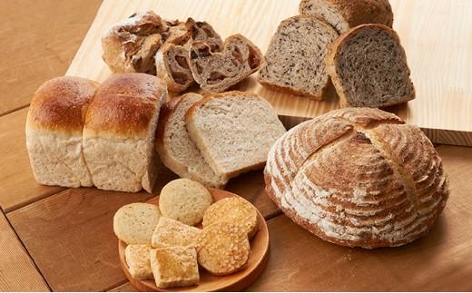 [№5666-0140]Boulange770「天然酵母パン・仏地方菓子セット」