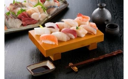 握り寿司にしてちょっとリッチな食卓に♪