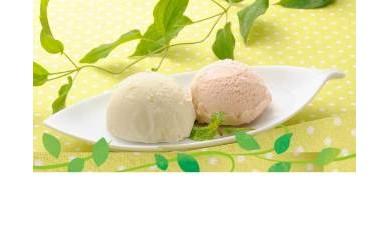 【べつかいのアイスクリーム屋さん】1L×2個セット(バニラ・ストロベリー)【AA10-C】