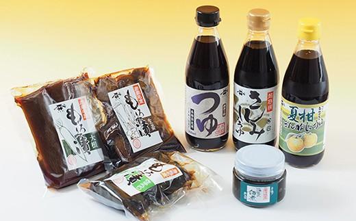 ◇宮醤油店しょうゆ製品詰合せ