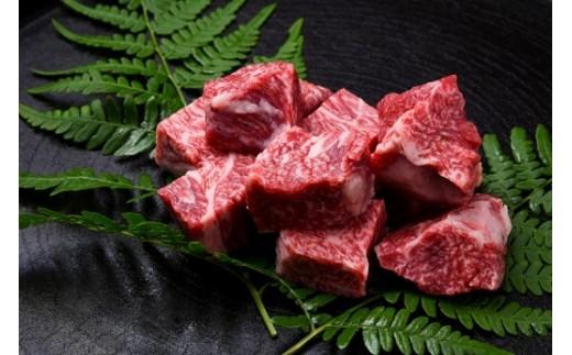 飛騨牛 カレーシチュー用 スネ肉等 800g[B0060]