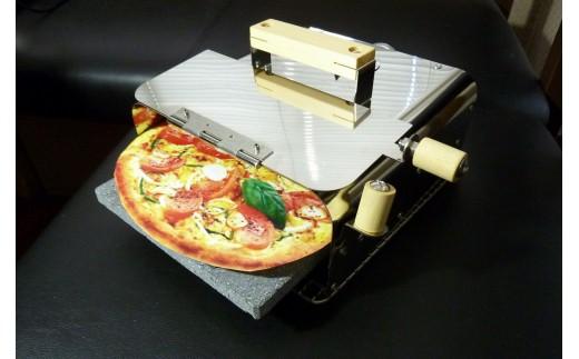 1804017 アールグレイ 『燻製・ピザ窯BBQ用ユニット(温度計付)』