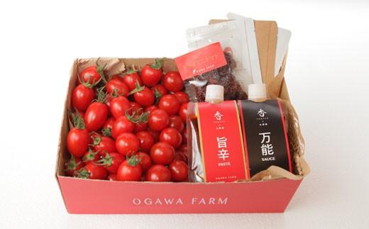 【努力の結晶】完熟トマトのmerciギフト 【12000pt】 30-OG8