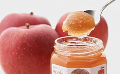 [№5737-0131]安曇野の旬のりんご、ジャム詰め合わせ
