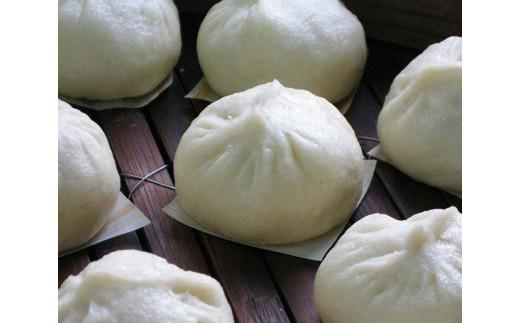 No.611 自家製天然酵母 手づくり肉まんセット / ニラ 手作り 饅頭 大分県 人気
