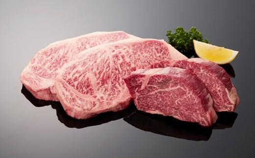 J216伊万里牛ロースステーキ ヒレステーキ