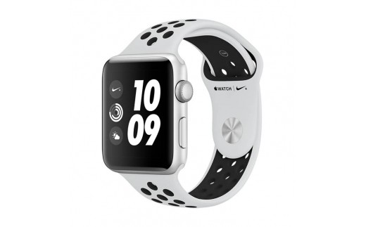 (1111)Apple Watch Nike+ GPSモデル MQKX2J/A(ホワイト)