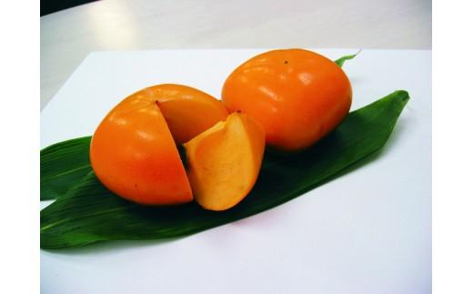 J  越王(こしわ)おけさ柿