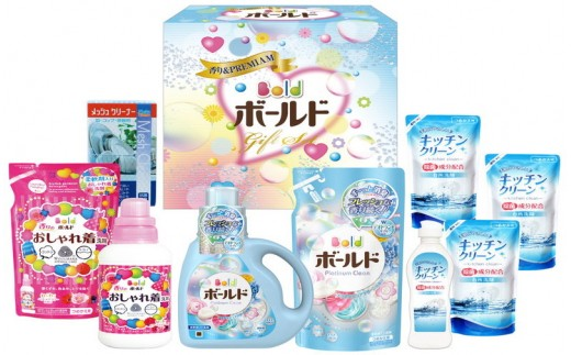 【A-254】香りのボールドギフトセット(W068-06) 洗剤