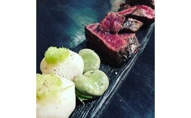 北海道産和牛こぶ黒 厚切りモモステーキ