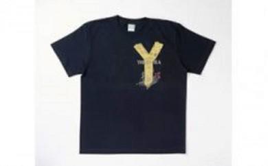 横須賀Tシャツ【スカティ】オリジナル刺繍・Y三笠