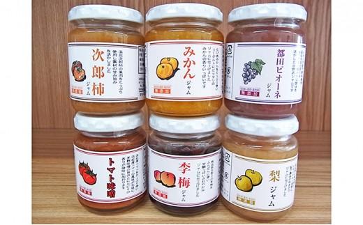 [№5786-2173]遠州の果物 野菜加工品詰合せ