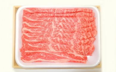 [№5541-0034]阿波育ち本格和牛肉・すき焼き用500g