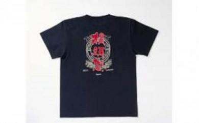横須賀Tシャツ【スカティ】オリジナル刺繍・横須賀波カモメ