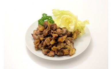 [№5803-0314]前田名物味付国産親鶏もも肉(冷凍)