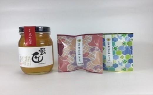 【1-102】三重県産 蜜匠 花々の蜜×はちみつのど飴