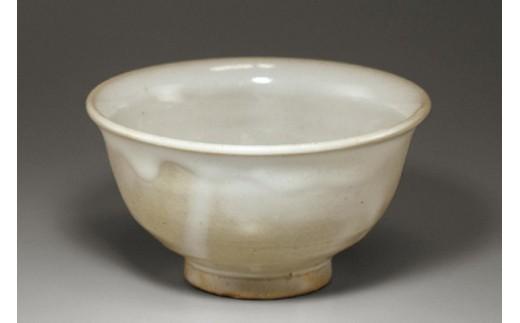 萩焼 ごはん茶碗(白)