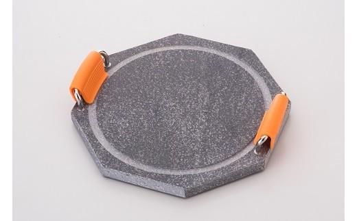 8C-14桜島 溶岩万能グリル 「焼肉用石板」