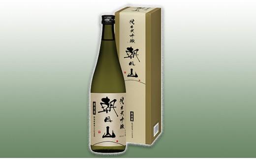 Z7-003 朝日山 純米大吟醸 越淡麗720ml