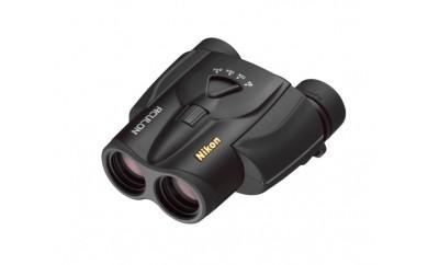ニコン 災害時などにも役立つポロプリズム双眼鏡 8-24倍25mm アキュロン T11 8-24X25(BK) ブラック