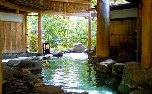 H29-3七滝温泉ホテル 宿泊券 平日用 2名様1室