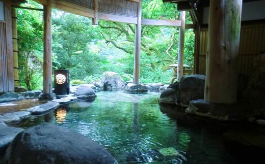 E29-6七滝温泉ホテル 宿泊券 平日用 2名様1室