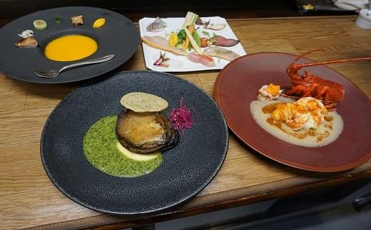 141  フランス料理ボンヴィヴァン ペア食事券A