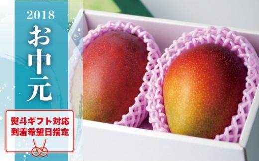 1-73 【お中元企画!!】西都産 ポット栽培完熟マンゴー