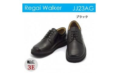 REGALWALKER リーガルウォーカー(ブラック) メンズ プレーントゥ(3E)JJ23AG(サイズ:24.0~27.0)【バリエーションBR87e-BR87k-V】