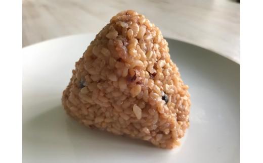 BM-3 発芽酵素玄米の冷凍おにぎり 15個