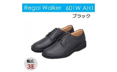 REGALWALKER リーガルウォーカー(ブラック) プレーントウ メンズ ビジネスシューズ 601WAH1(サイズ:24.0~27.0)【バリエーションBR89e-BR89k-V】
