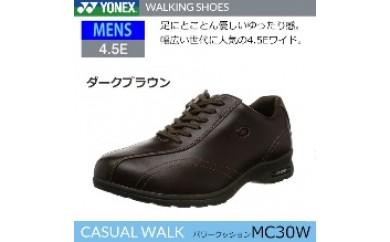 (26.0cm)YONEX ヨネックス(ダークブラウン) メンズ カジュアル ウォーキングシューズ SHW-MC30W