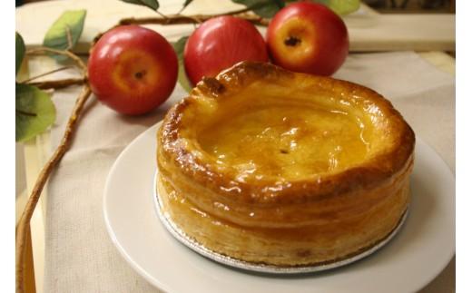 【№02402-0007】 紅玉林檎アップルパイ& カシスアップルパイ