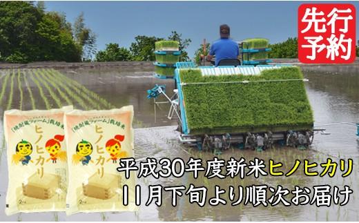Z-602 新米!!焼酎蔵ファーム栽培米「ヒノヒカリ」【11月末より順次発送】