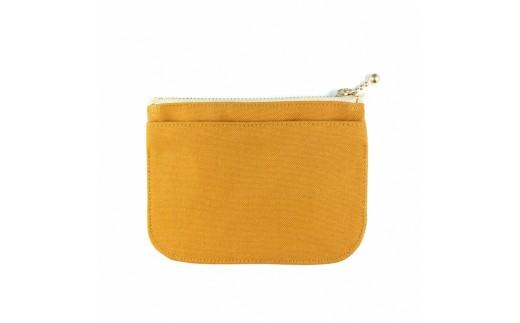 ミニ財布(キャメル)