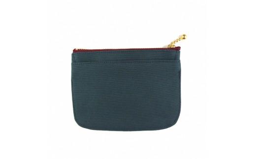 ミニ財布(グリーン)